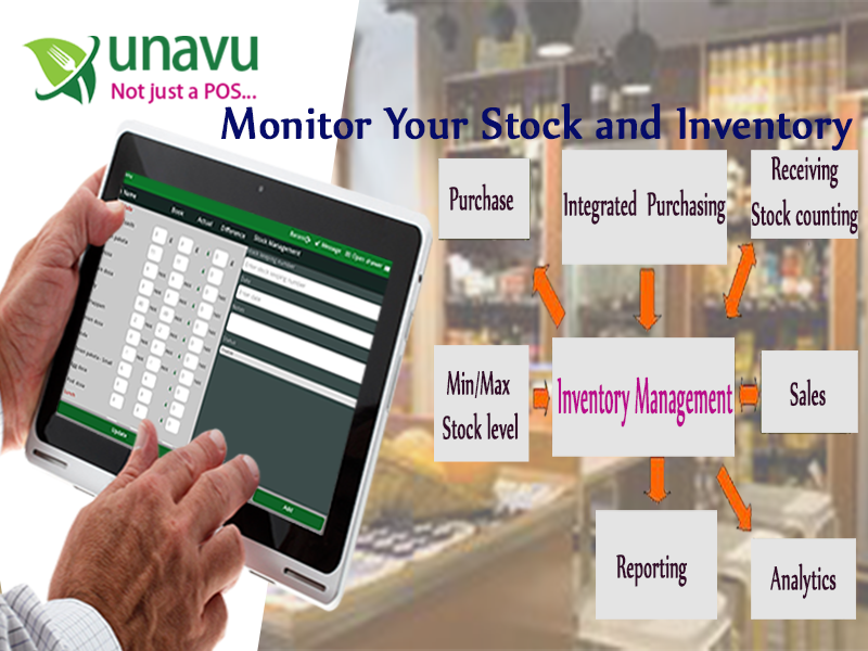 Inventory and Stock Management - ASIMOT