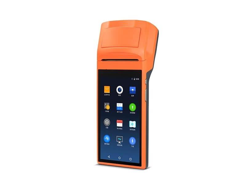 Sunmi V1s 5 5″ | 1GB RAM | Android Handheld POS | Touch Screen | Inbuilt  Printer